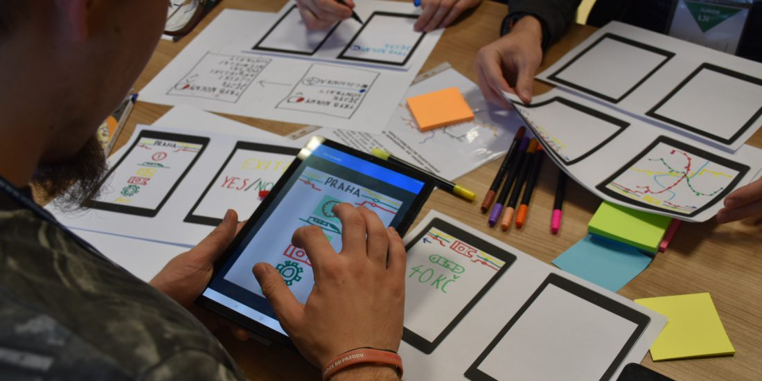 Design Thinking and Mobile Application Prototyping Workshops – Łódź IT Days