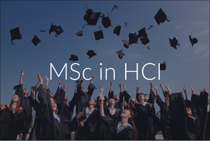 MSc in HCI